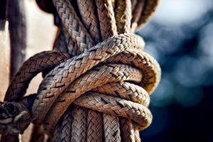 Boot mieten mit Skipper Bootsknoten