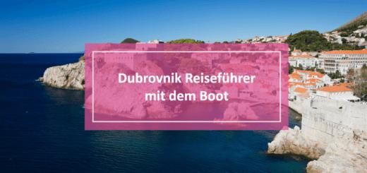 Yachtcharter Dubrovnik