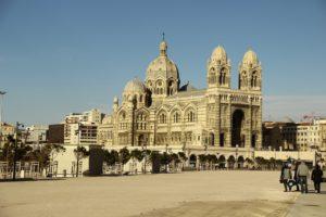 Bootfahren Marseille - Kathedrale