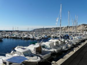 Bootsvermietung Marseille - Alter Hafen