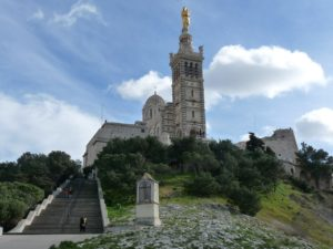 Boot mieten Marseille - Notre Dame de la Garde