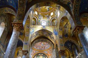 Yachtcharter Sizilien Kirche