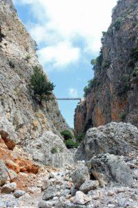 Bootsvermietung Kreta - Aradena Schlucht