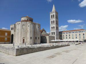 Boot mieten Zadar - Kirche Sankt Donut