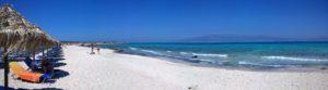 Bootcharter Kreta - Strand