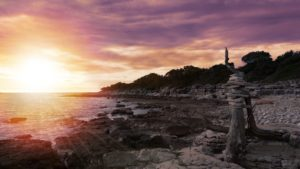 Bootsvermietung Zadar - Kroatien Sonnenuntergang