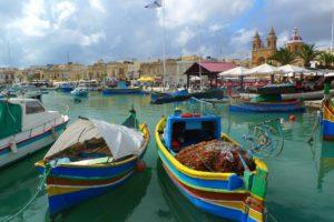 Boot chartern Malta - Luzzus