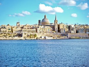 Bootfahren Malta