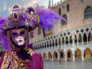 Yachtcharter Venedig Karneval