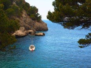 Boot mieten Mallorca Segelboot