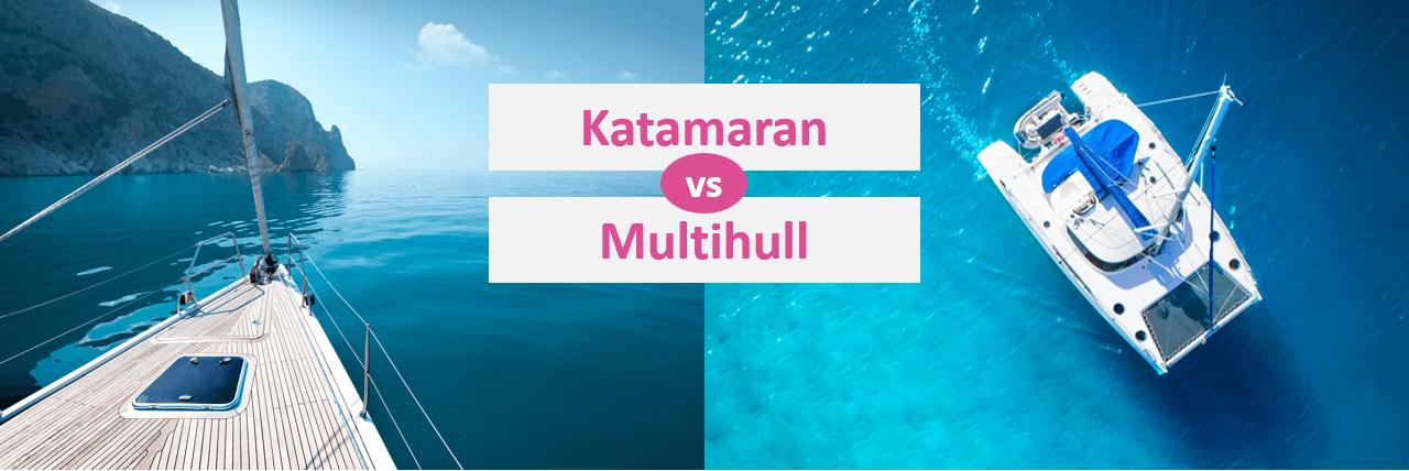 Coverbild Multihull vs. Monohull