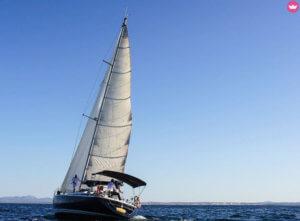 Segelboot Mallorca