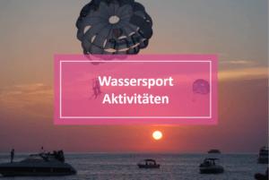 Wassersport Parasail Click&Boat