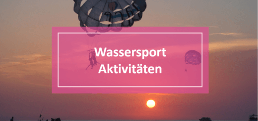Wassersport Parasail Click&Boat