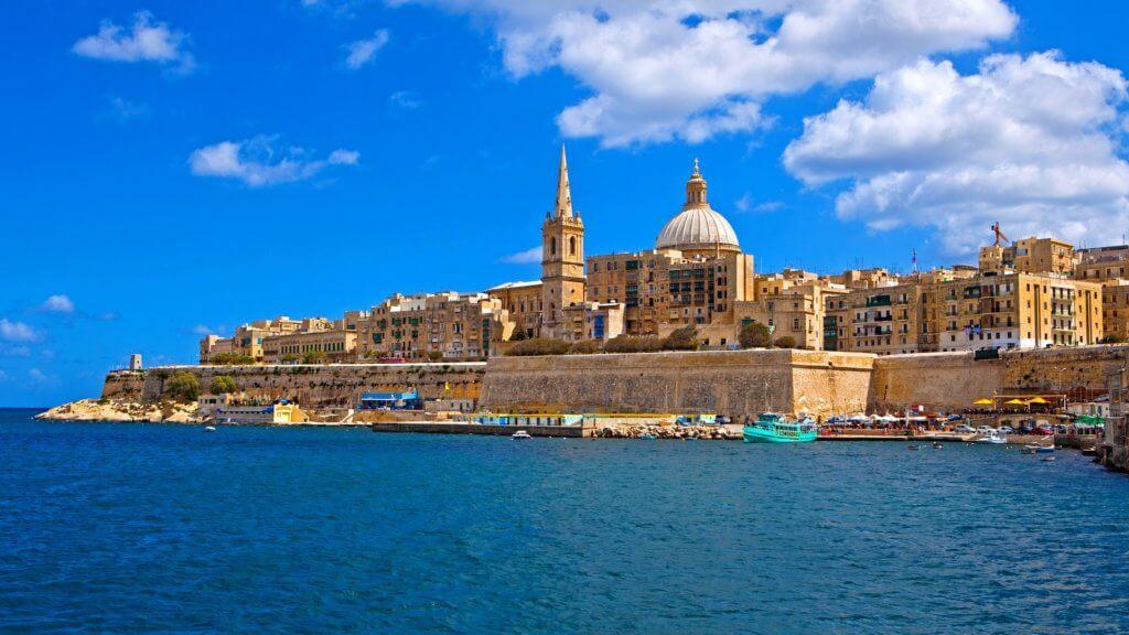 Winterurlaub Malta