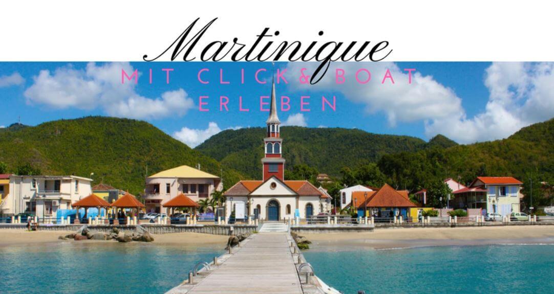 Martinique Boot mieten