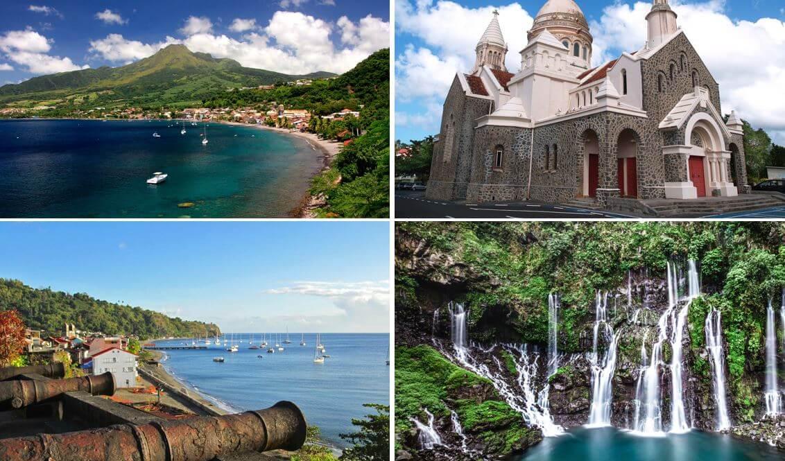 Martinique Sehenswürdigkeiten