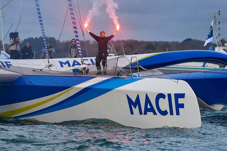 Francois Gabart MACIF