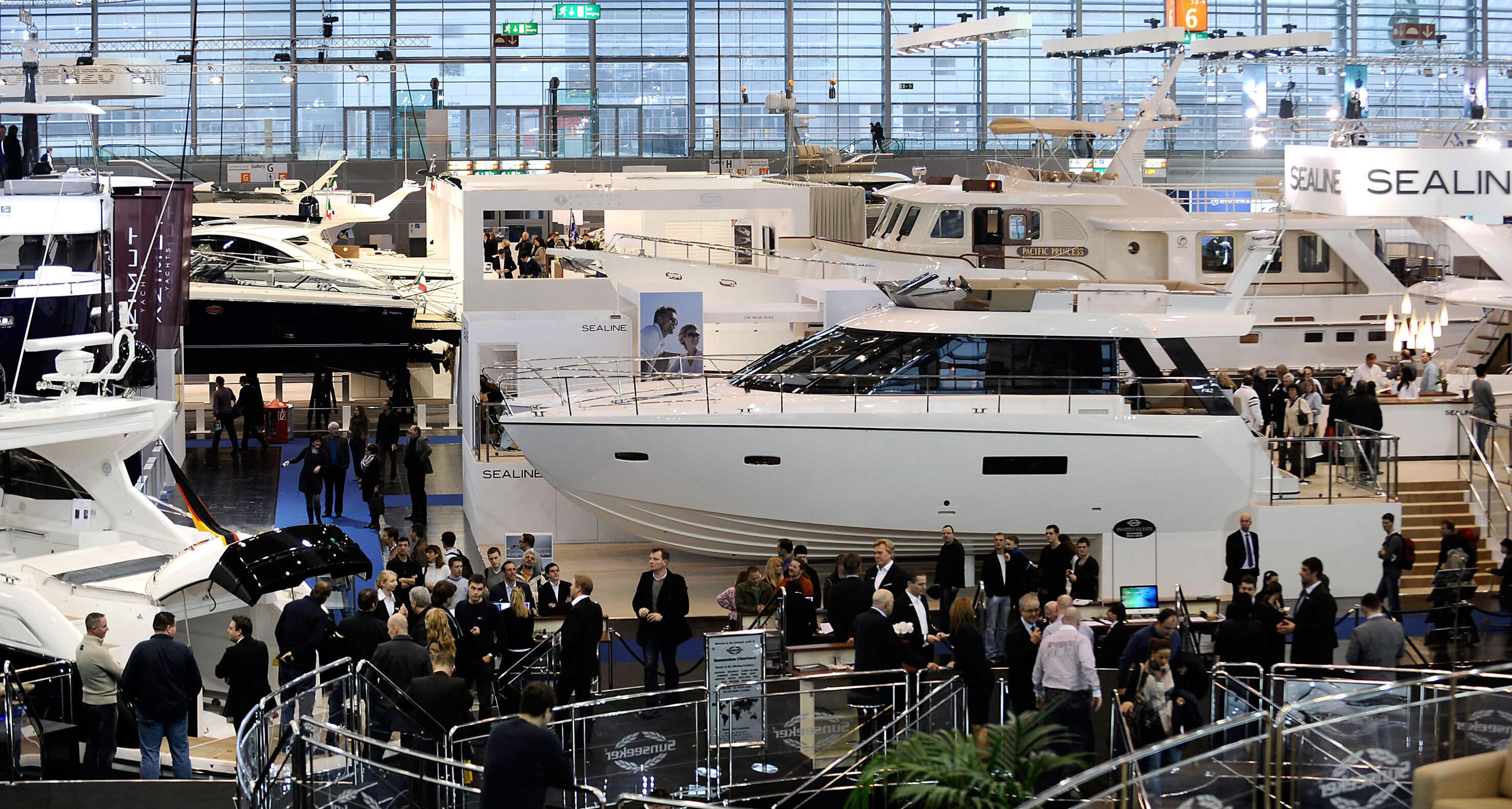 Boot Dusseldorf Yacht