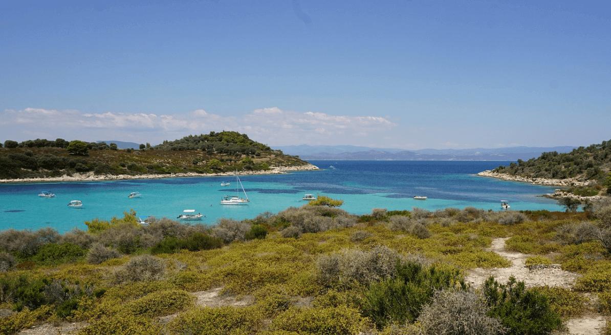 Chalkidiki Yachtcharter