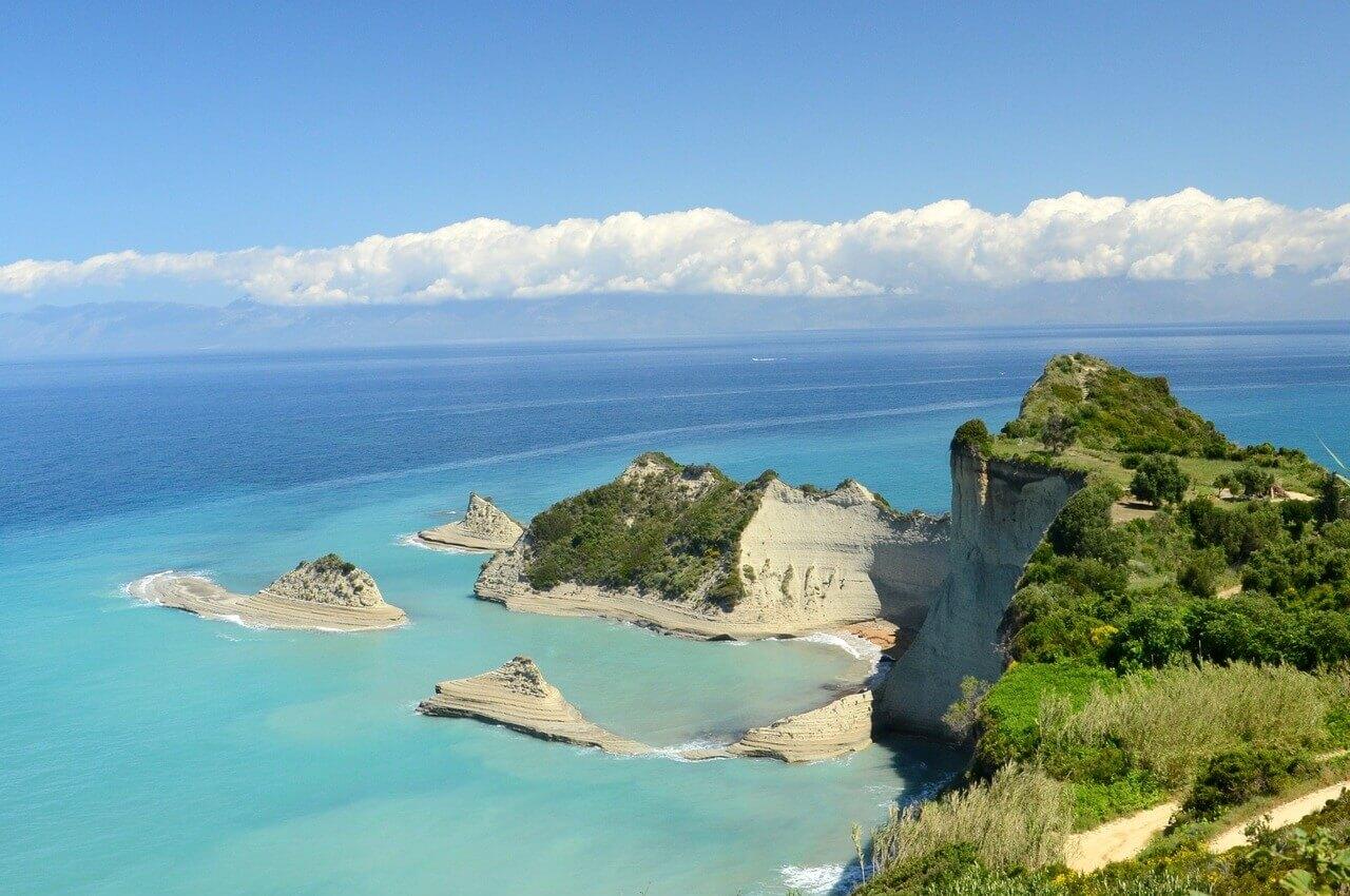 Korfu Urlaub Ostern