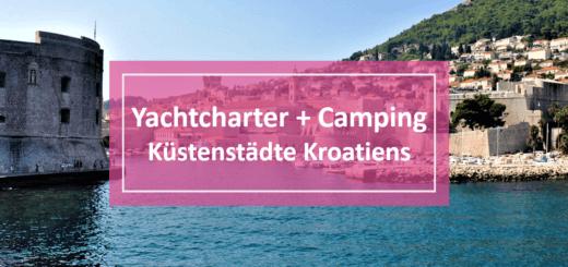 Größte Küstenstädte Kroatiens