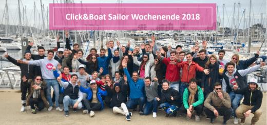 Teambuilding Click & Boat