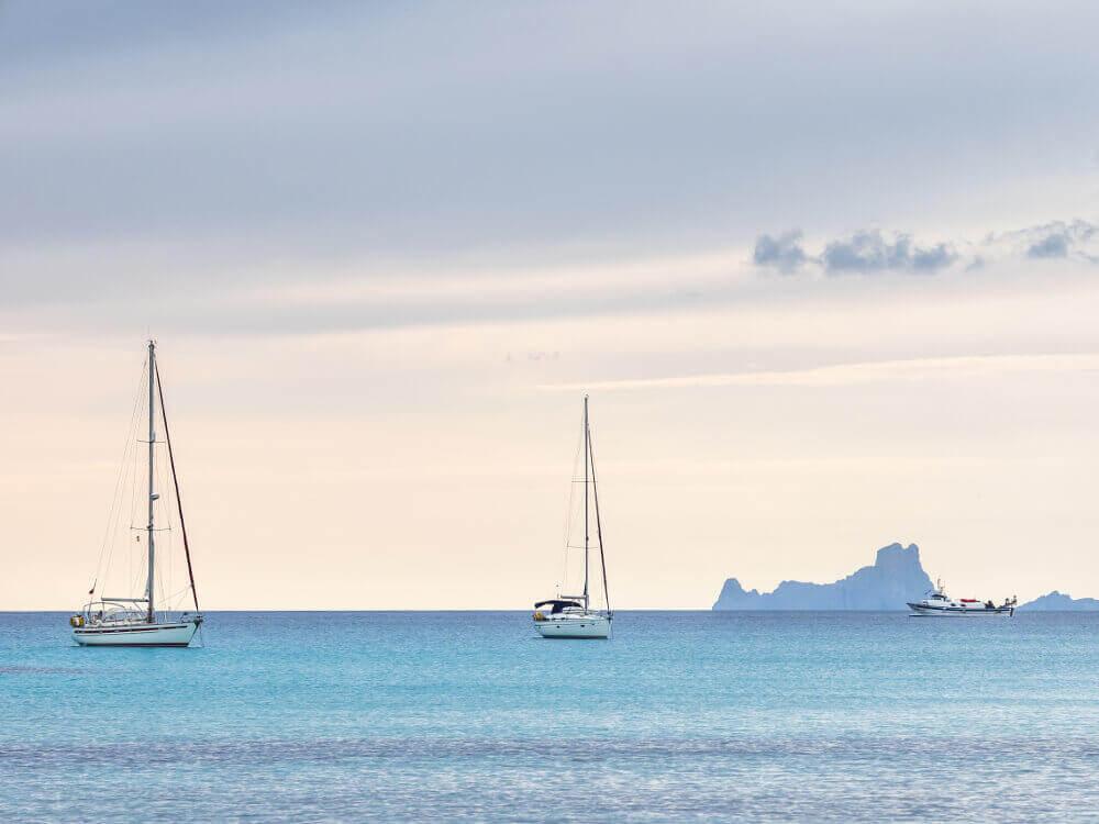 Segeltörn Ibiza