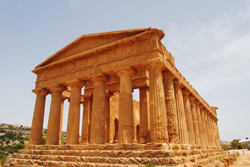 Tal der Tempel Sizilien
