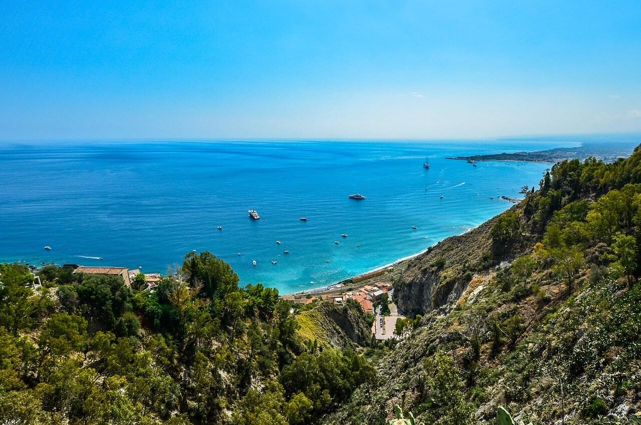 Bootsurlaub Sizilien