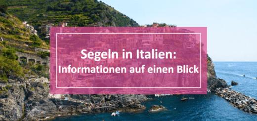 Bucht in Italien
