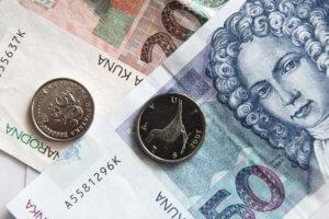 Kroatische Währung