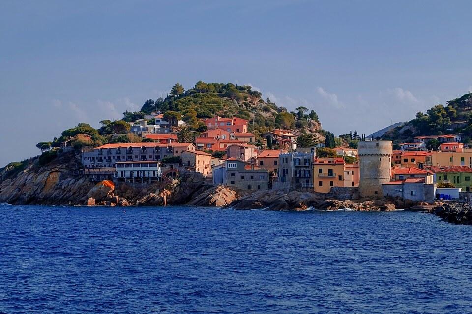 Urlauf auf dem toskanischen Archipel
