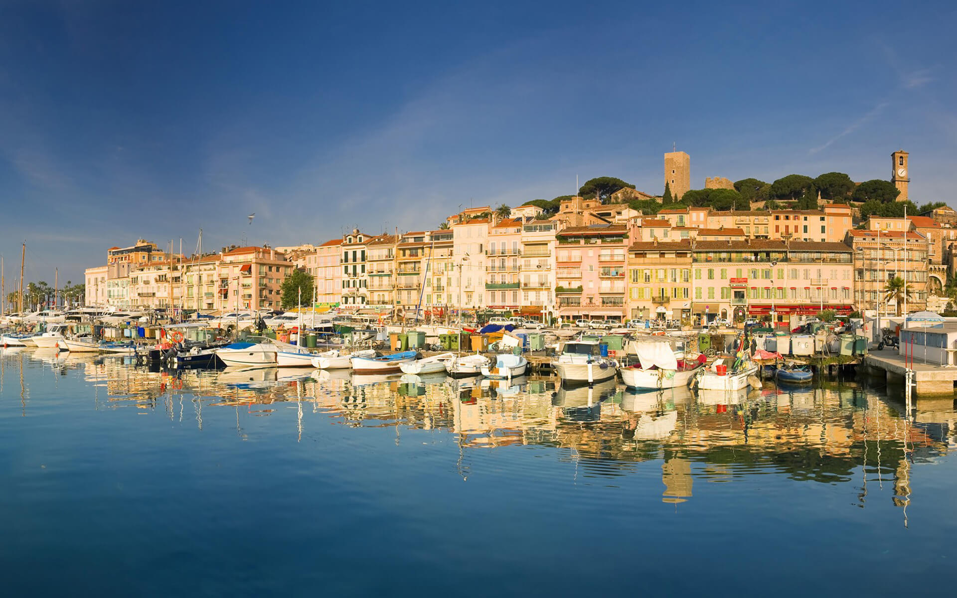 Yachtcharter Cannes