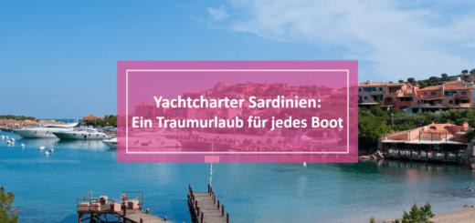 Hafen Sardinien
