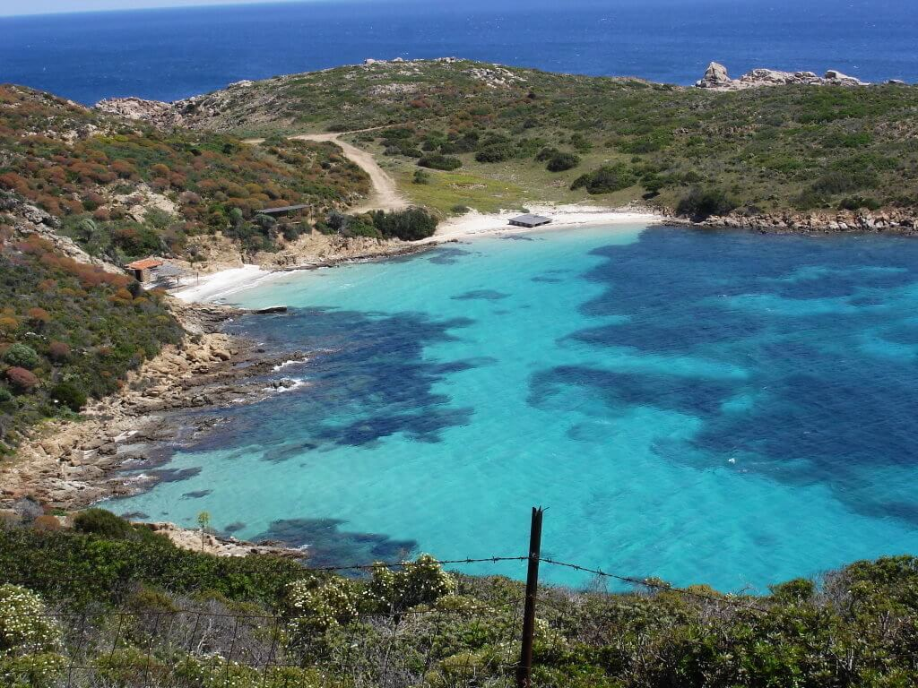 Yachtcharter Nationalpark Asinara