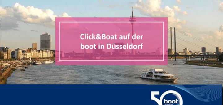 Click&Boat boot Düsseldorf