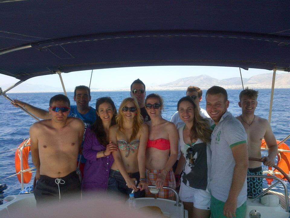 Yacht chartern mit Bordcrew