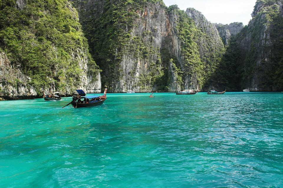 Yacht mieten in Thailand