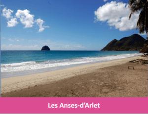 Übewintern in Les Anses-d'Arlet