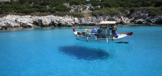 Segeln in Griechenland: Skyros