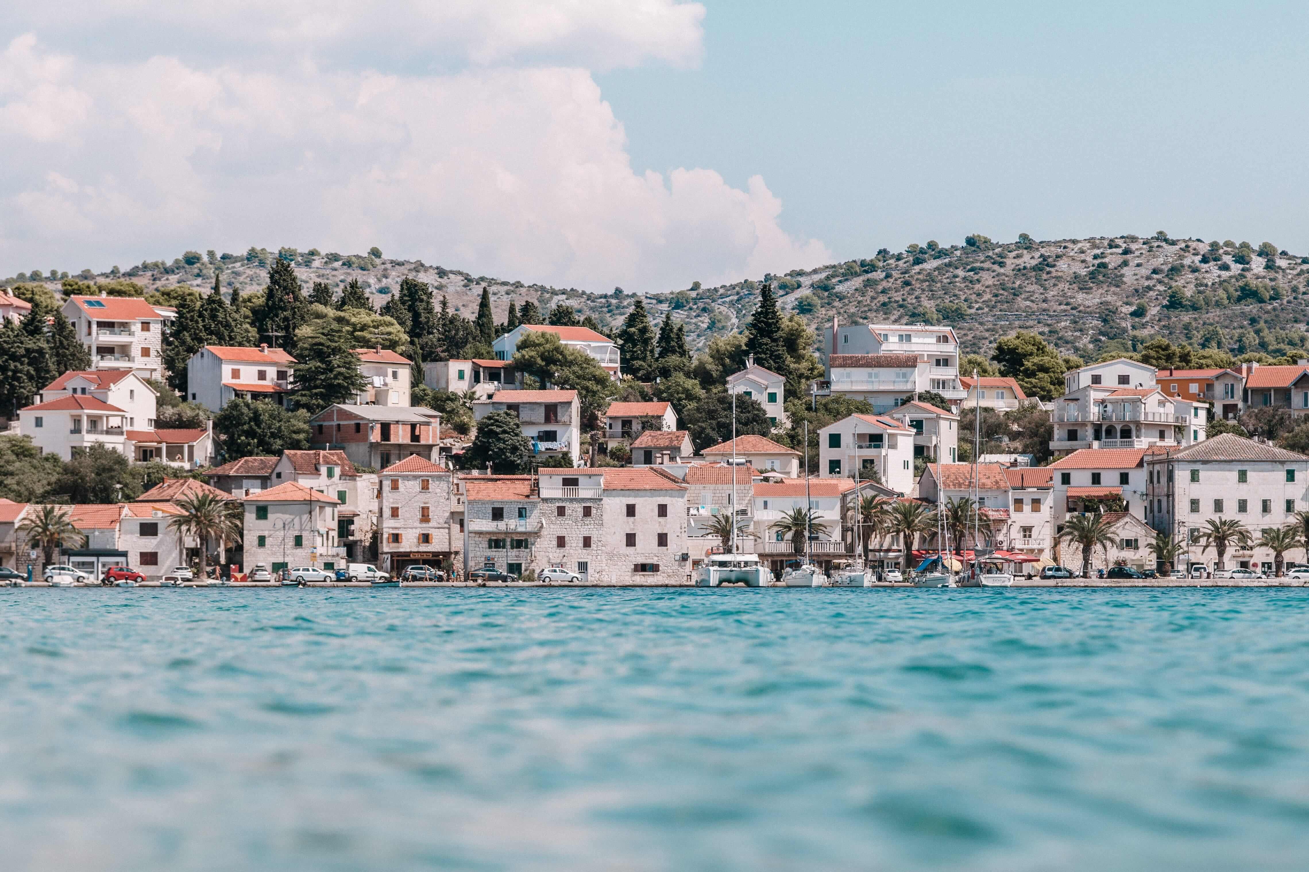 Urlaub mit dem Boot