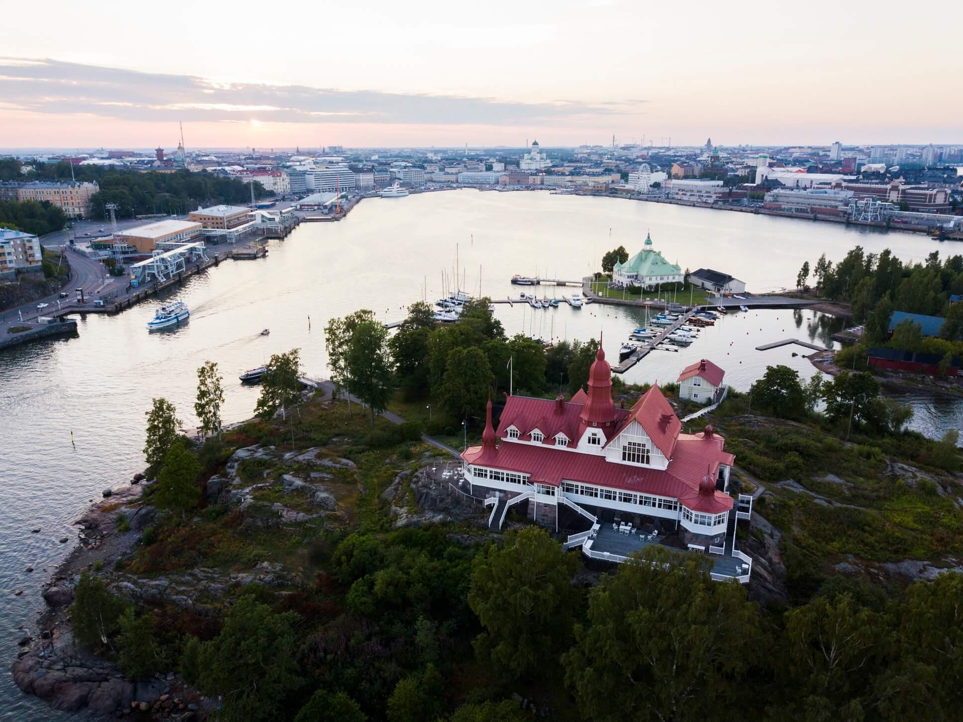 Boote in Finnland
