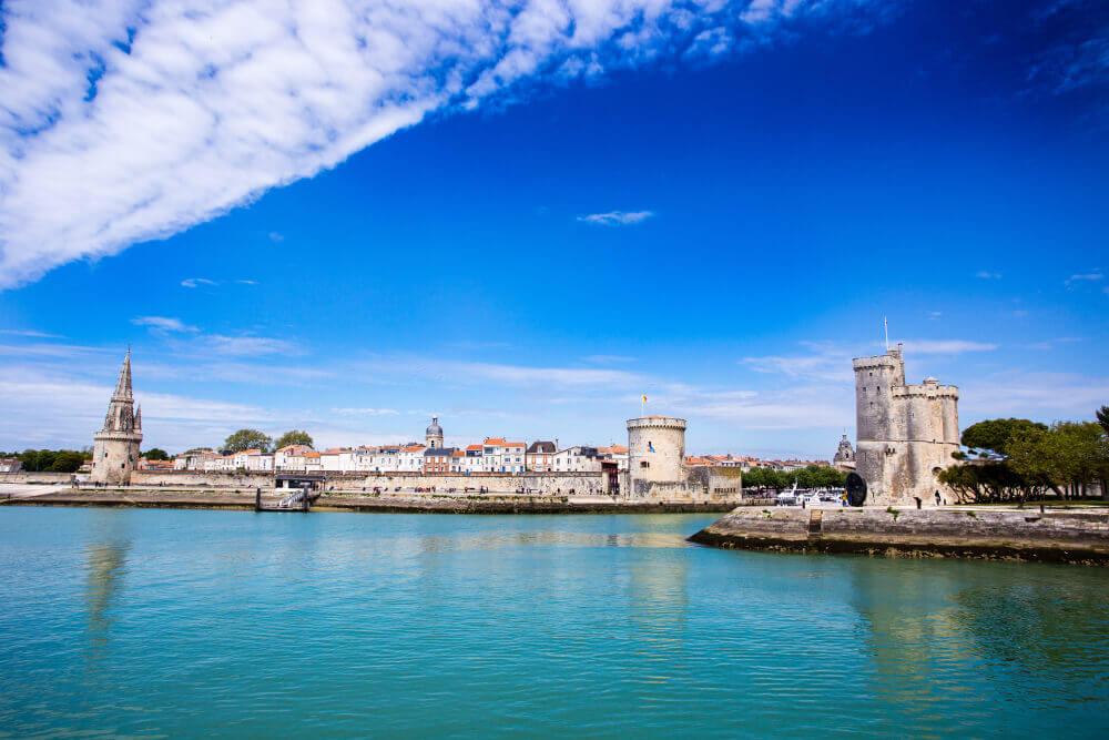 Reisen Sie in Frankreich