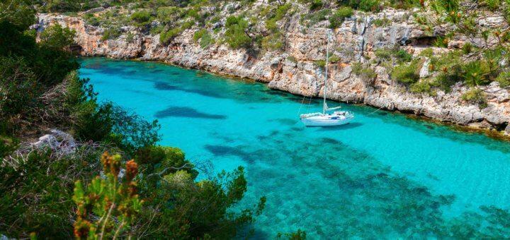 Yachtcharter Spanien