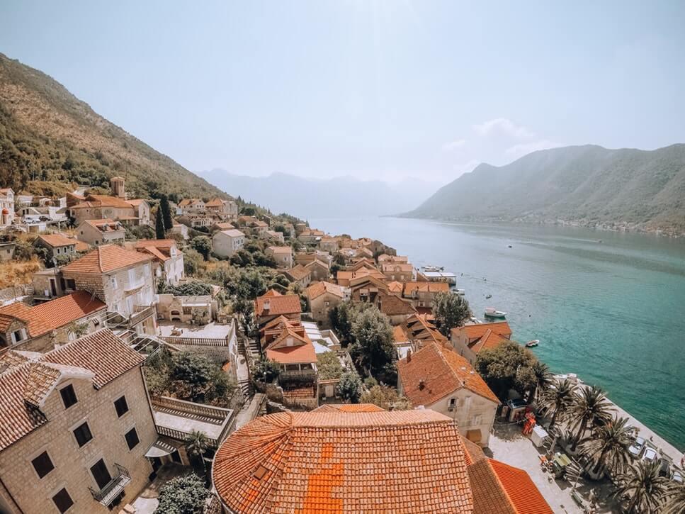 Stadt in Montenegro