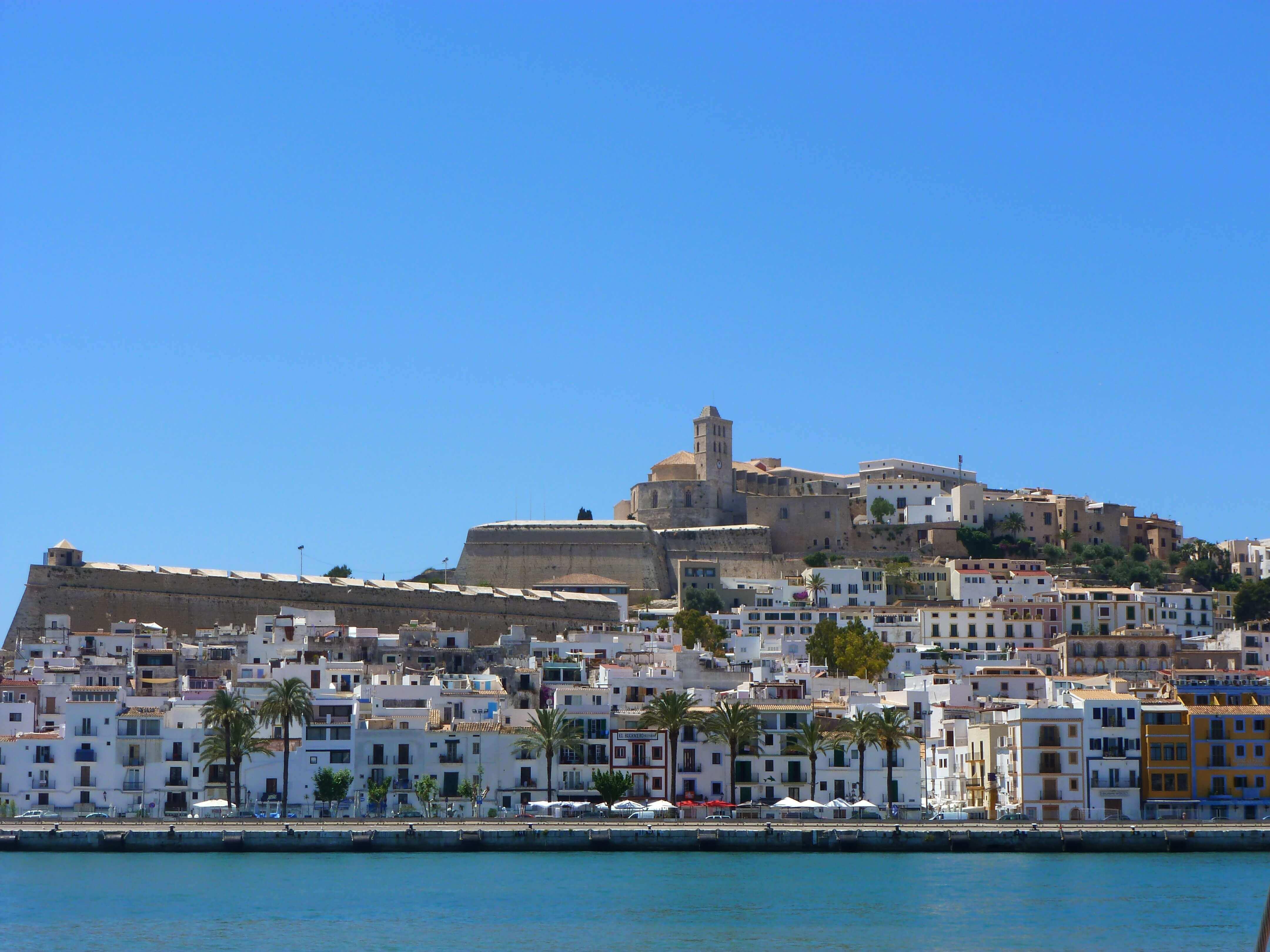 Ibiza Kathedrale