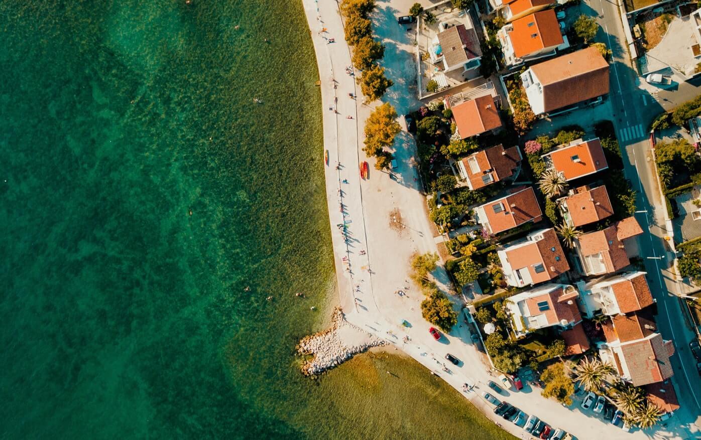 Strand Zadar