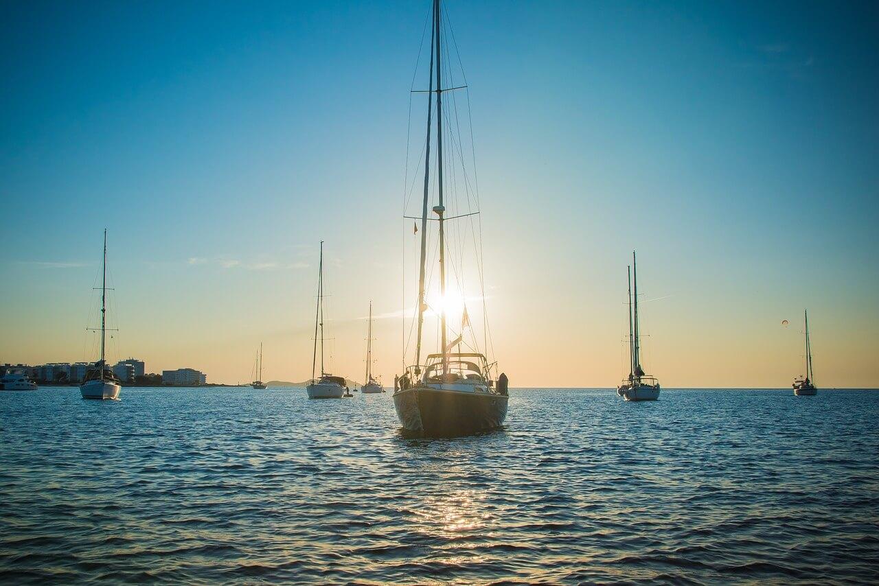 Ibiza Meer
