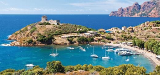 Korsika Urlaub